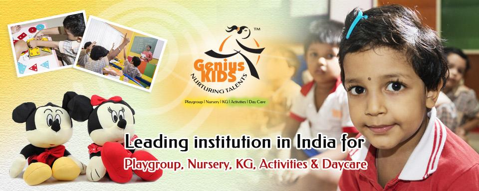 top playschool kolkata