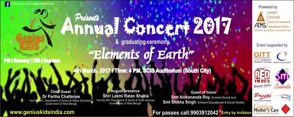 Annual Concert 2017