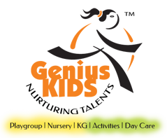 Genius Kids: Leading institution for Playgroup, Nursery, KG, Activities, Day Care in Eastern India