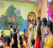 montessori-playschool-celebrating-saraswati-puja-in-kolkata-10